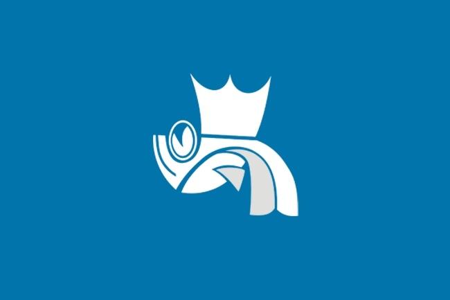 Отрисовка растрового логотипа в вектор 39 - kwork.ru