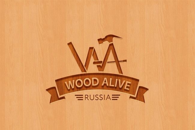 Отрисовка растрового логотипа в вектор 37 - kwork.ru