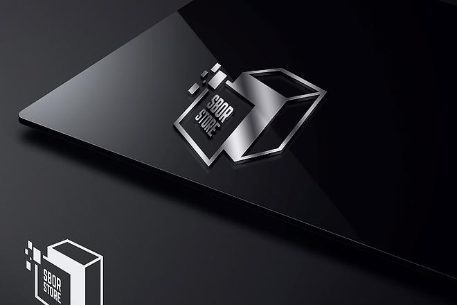 Логотип в стиле минимализм 18 - kwork.ru