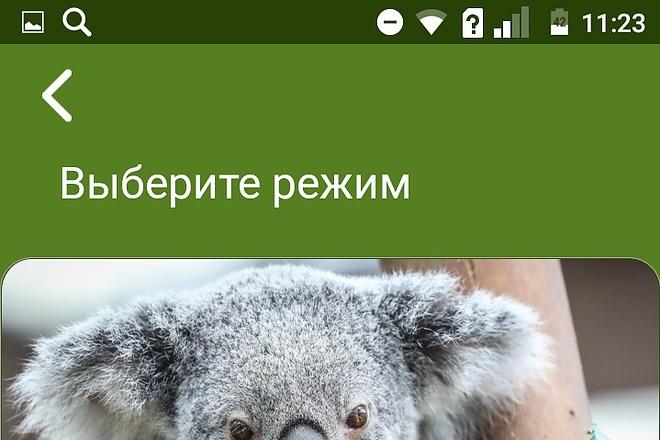 Создам android приложение 14 - kwork.ru