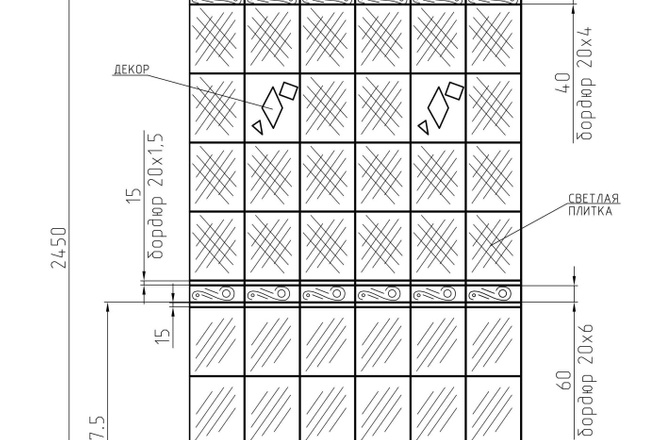 Только ручная оцифровка чертежей, сканов, схем, эскизов в AutoCAD 5 - kwork.ru