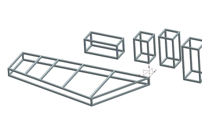 3D модели. Визуализация. Анимация 88 - kwork.ru