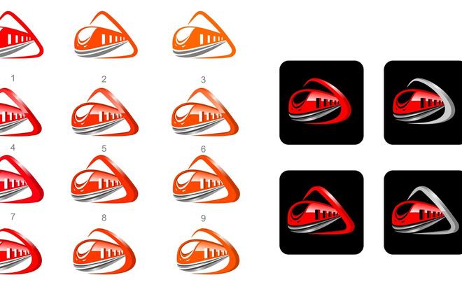 Логотип с нуля. 4 варианта + исходник в векторе + визуализация + бонус 19 - kwork.ru