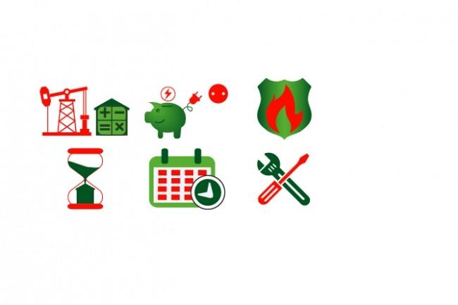 Нарисую 6 иконок в любом стиле 24 - kwork.ru