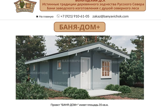 Создание одностраничника на Wordpress 37 - kwork.ru