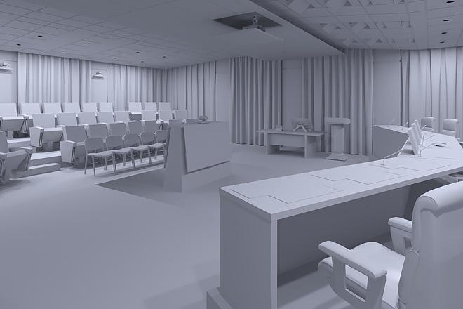 Архитектурное 3d моделирование 22 - kwork.ru