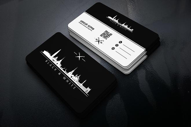 Сделаю дизайн визитки 25 - kwork.ru