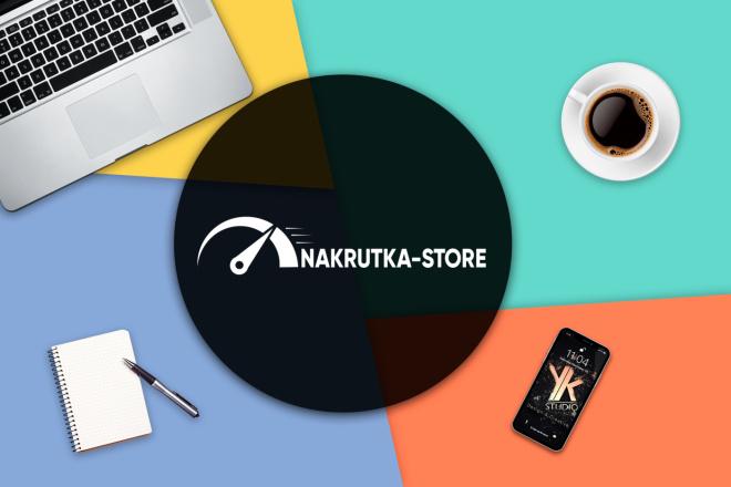 Создание логотипа для вас или вашей компании 12 - kwork.ru
