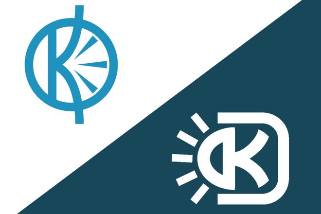 Уникальный логотип в нескольких вариантах + исходники в подарок 40 - kwork.ru