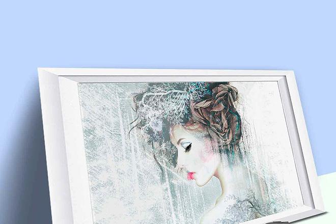 Создам ваш портрет с эффектом двойной экспозиции 3 - kwork.ru