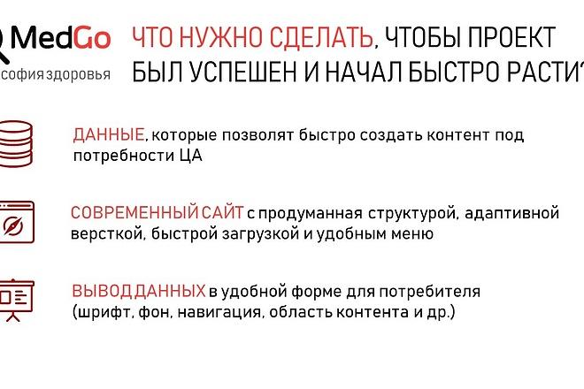 Красиво, стильно и оригинально оформлю презентацию 97 - kwork.ru