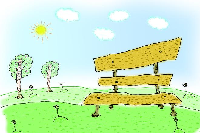Быстро нарисую веселые иллюстрации 13 - kwork.ru