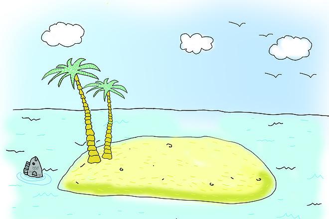 Быстро нарисую веселые иллюстрации 12 - kwork.ru