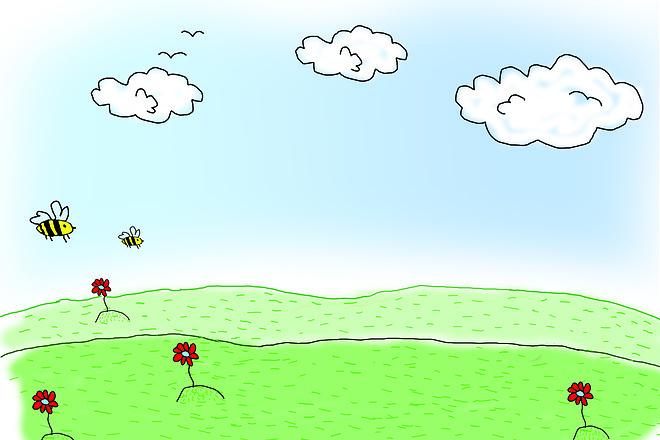 Быстро нарисую веселые иллюстрации 11 - kwork.ru