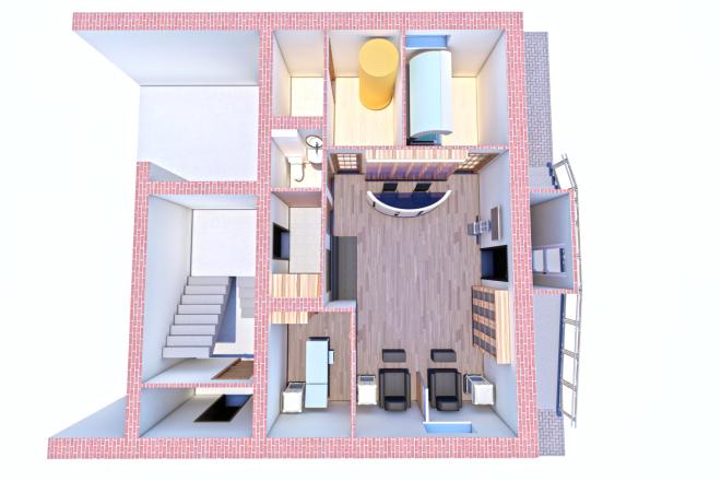 Фотореалистичная 3D визуализация экстерьера Вашего дома 109 - kwork.ru