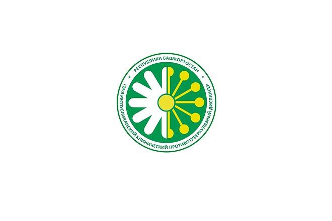 Отрисовка растрового логотипа в вектор 9 - kwork.ru