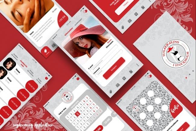 Дизайн Вашего приложения. iOS и Android 8 - kwork.ru