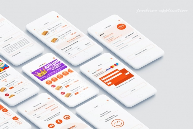 Дизайн Вашего приложения. iOS и Android 7 - kwork.ru