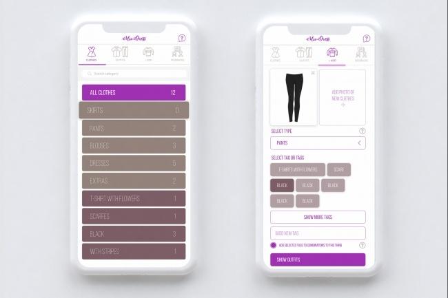 Дизайн Вашего приложения. iOS и Android 12 - kwork.ru