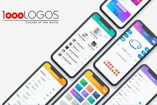 UI-UX Дизайн мобильного приложения под iOS или Android 3 - kwork.ru