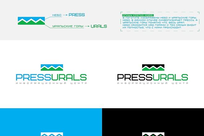 Ваш новый логотип. Неограниченные правки. Исходники в подарок 162 - kwork.ru