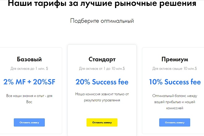 Создание сайта - Landing Page на Тильде 82 - kwork.ru