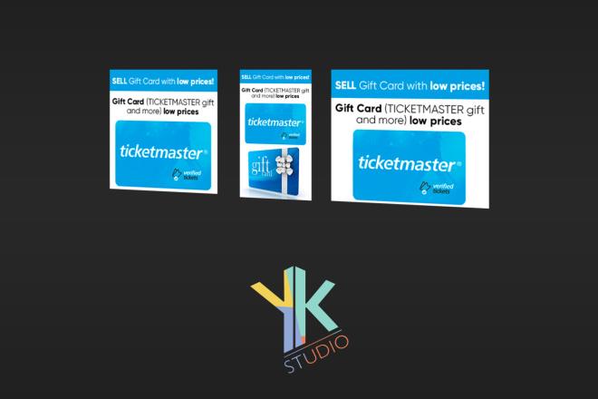 Продающие баннеры для вашего товара, услуги 44 - kwork.ru