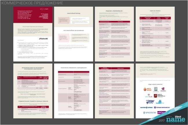 Бизнес презентацию в PDF 21 - kwork.ru