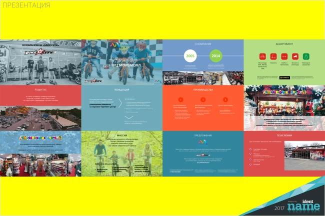 Бизнес презентацию в PDF 17 - kwork.ru