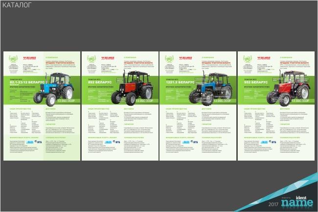 Бизнес презентацию в PDF 14 - kwork.ru