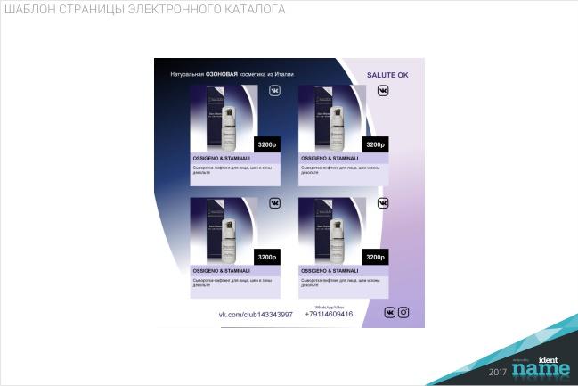 Бизнес презентацию в PDF 25 - kwork.ru