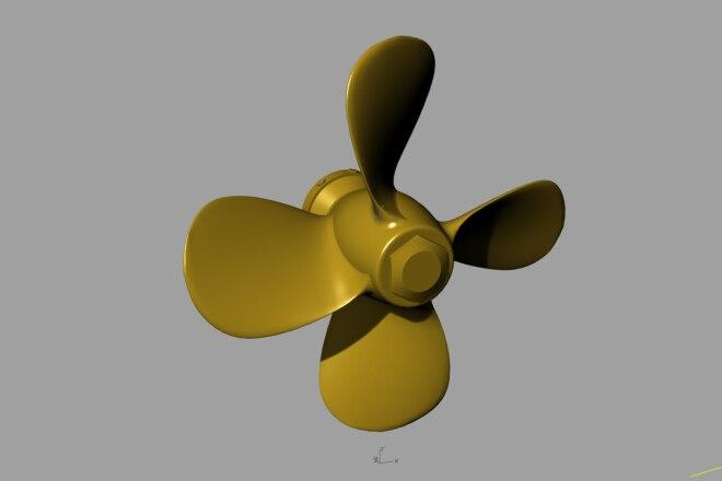 3d модель для печати любой сложности 43 - kwork.ru