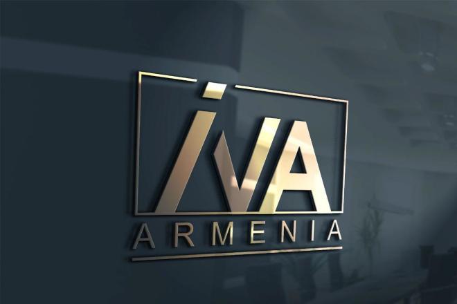 Шрифтовой логотип с нуля 5 - kwork.ru