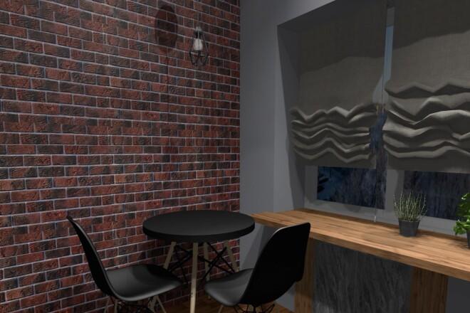 Проектирование корпусной мебели 30 - kwork.ru