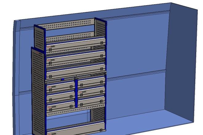 Создание модели SolidWorks 1 - kwork.ru