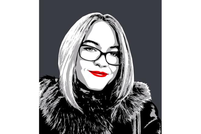 Качественный поп-арт портрет по вашей фотографии 16 - kwork.ru