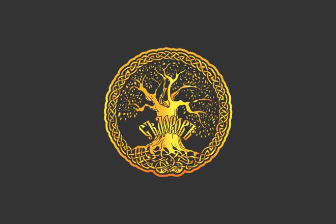 Качественный логотип по вашему образцу. Ваш лого в векторе 17 - kwork.ru