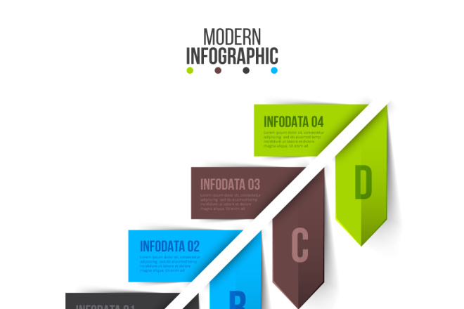 Набор инфографики. 13 тематик, 800 шаблонов, 2 пакета иконок 7 - kwork.ru