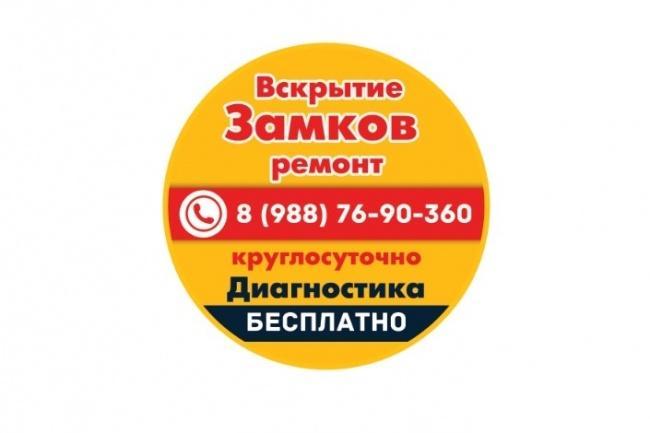 Сделаю дизайн визитки, визитных карточек 62 - kwork.ru