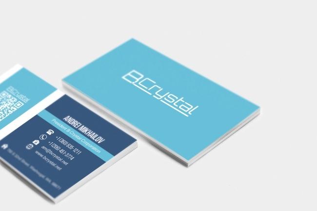 Сделаю дизайн визитки, визитных карточек 61 - kwork.ru