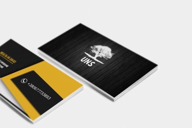 Сделаю дизайн визитки, визитных карточек 56 - kwork.ru
