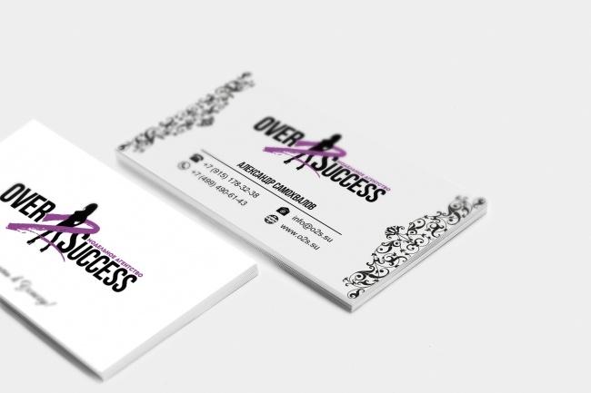 Сделаю дизайн визитки, визитных карточек 36 - kwork.ru