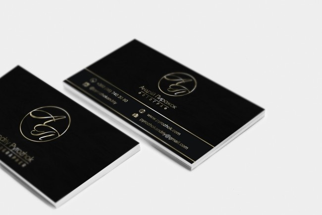 Сделаю дизайн визитки, визитных карточек 25 - kwork.ru