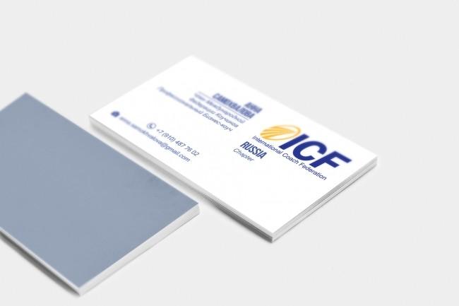 Сделаю дизайн визитки, визитных карточек 28 - kwork.ru