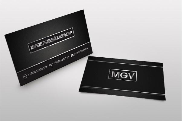 Сделаю дизайн визитки, визитных карточек 82 - kwork.ru