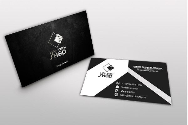 Сделаю дизайн визитки, визитных карточек 78 - kwork.ru