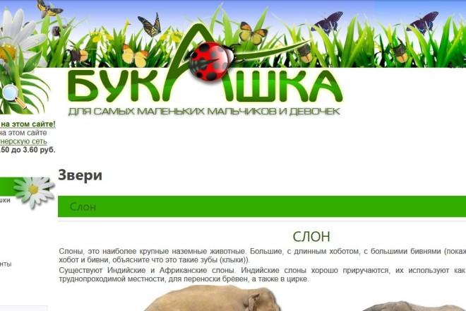 Копирование сайтов практически любых размеров 31 - kwork.ru