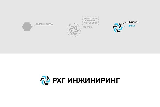 Ваш новый логотип. Неограниченные правки. Исходники в подарок 163 - kwork.ru