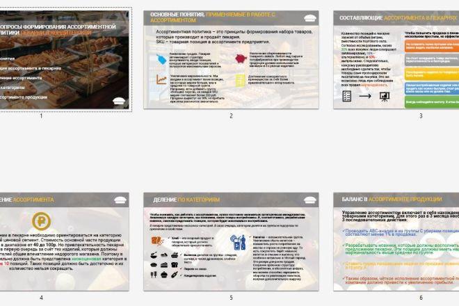 Подготовлю презентацию в PowerPoint с уникальным дизайном 2 - kwork.ru