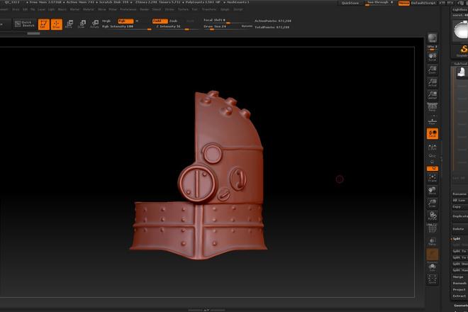 Сделаю 3D Модели на заказ 47 - kwork.ru